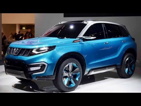 2017 suzuki vitara in depth review interior exterior youtube. Black Bedroom Furniture Sets. Home Design Ideas
