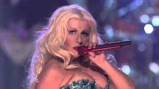 Christina Aguilera (Team XTINA) - Lady Marmalade Live