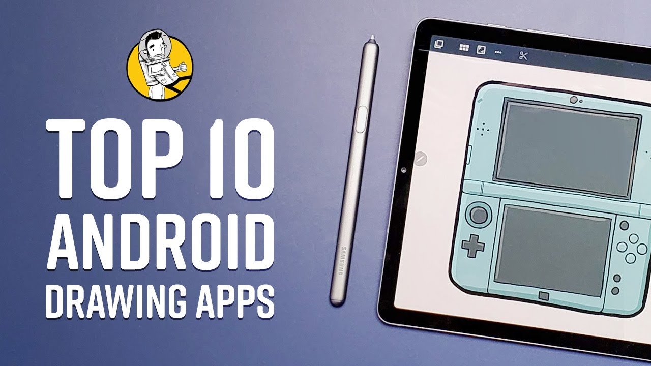 Android S 10 Best Drawing And Art Apps Youtube
