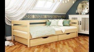 Кровать Нота Эстелла Деревянная(, 2013-08-21T07:28:34.000Z)