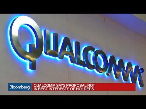 Qualcomm Rejects Broadcom