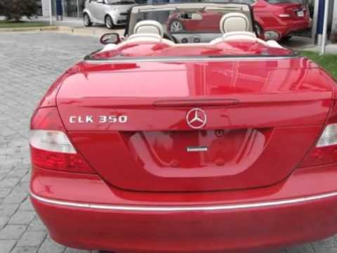 2009 mercedes benz clk class clk350 convertible for Mercedes benz germantown md