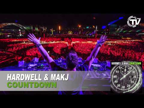 Hardwell & MAKJ - Countdown (Radio Edit)