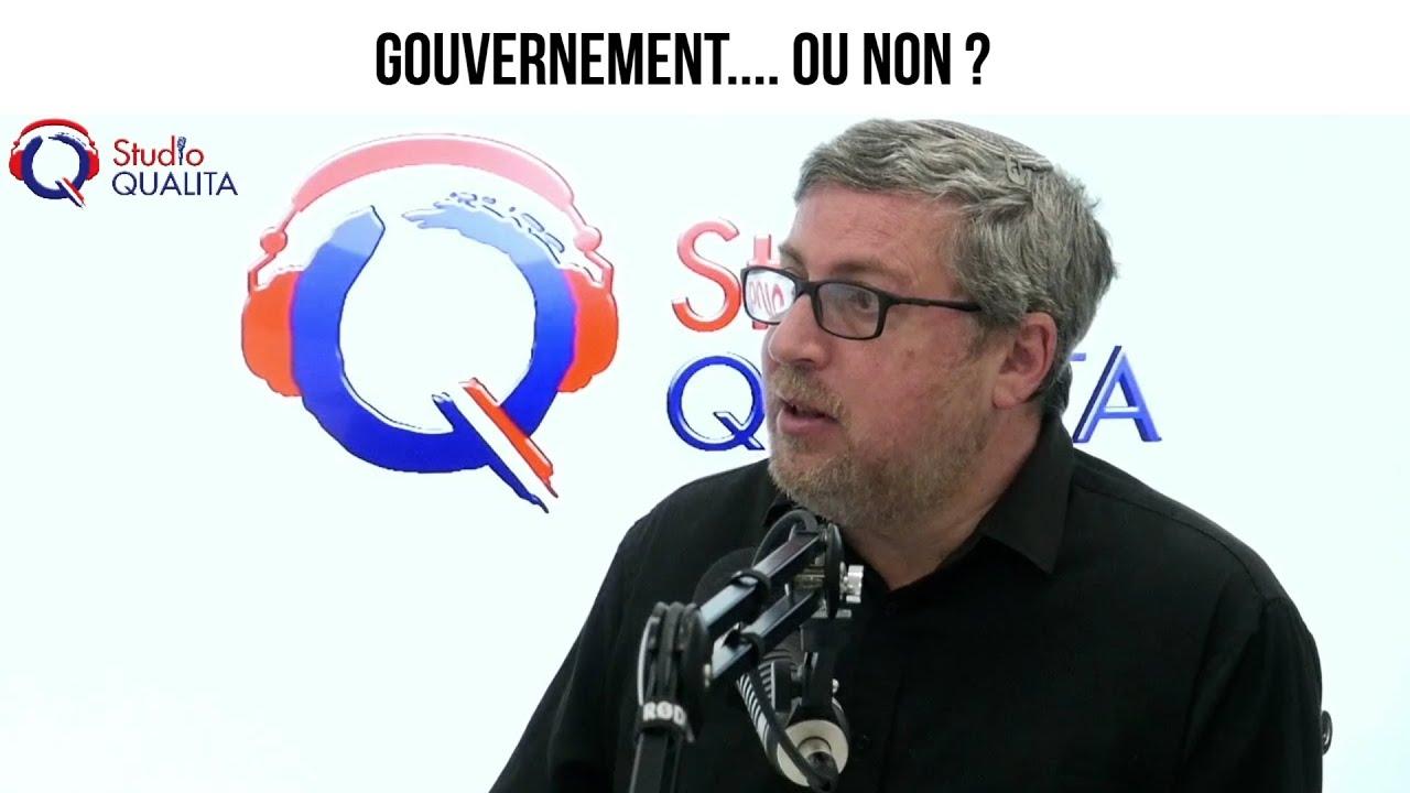 Gouvernement.... ou non ? -  L'invité du 1er avril 2021