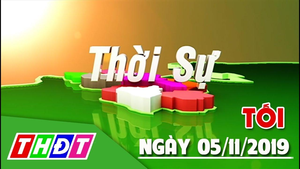 Thời sự tối – 05/11/2019 | Bình Thuận điều tra vụ báo mất trộm 200 cây vàng | THDT