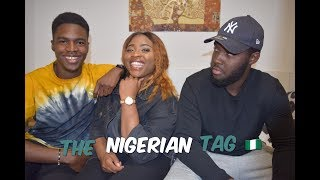 Video THE NIGERIAN TAG! | Seyi Classic download MP3, 3GP, MP4, WEBM, AVI, FLV November 2017