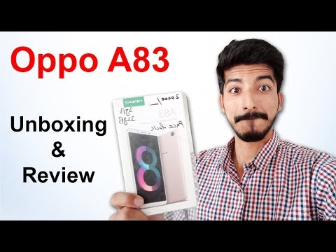 Oppo A83 Unboxing and   Oppo A83 Specifications and Price in Pakistan