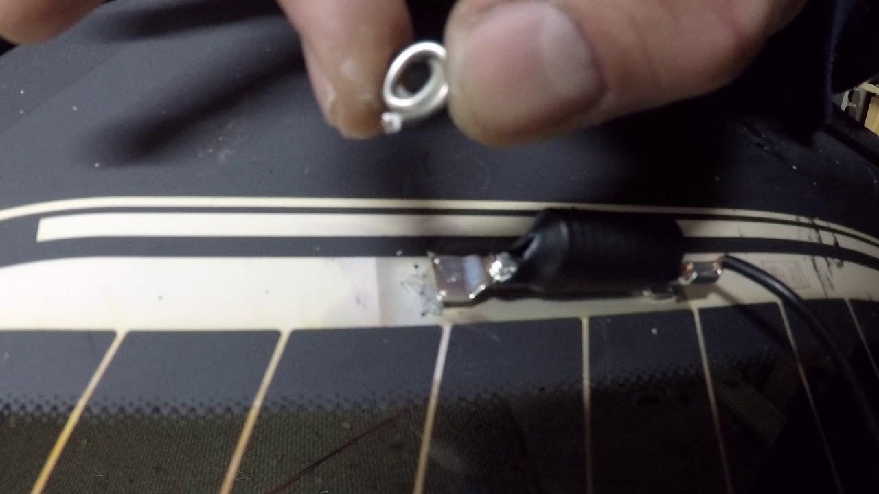 How To Repair Broken Or Loose Defroster Tab