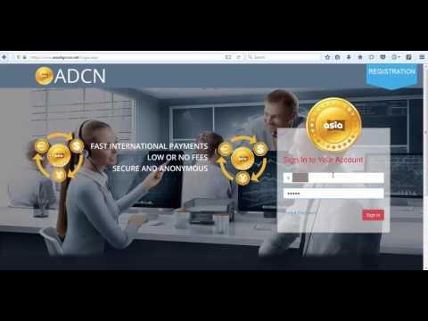 Power Hash Mining of asiadigicoin.net