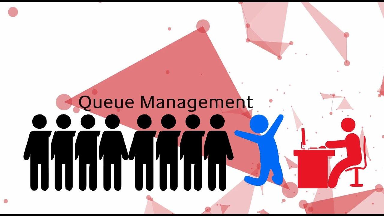 queue management system, electronic queue management system