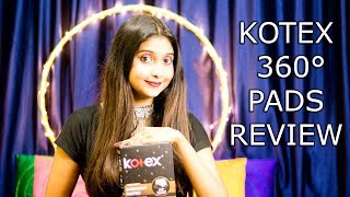 Kotex 360 Degree Pad Honest Review In Hindi | Padmini Thampi