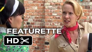 Pitch Perfect 2 Featurette - Aca-Camp (2015) - Anna Camp, Rebel Wilson Movie HD