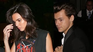 Harry Styles & Kendall Jenner Heating Up Again After Celebrating Her B-day?