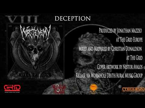 """Worstenemy  -  """"Conquer The Illusions"""" Official Lyric Video"""