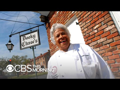 Adrian Long - Funeral arrangements announced for Leah Chase