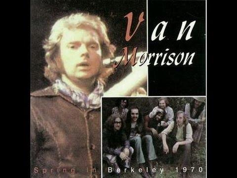 Van Morrison - Live '70 April, Fillmore West (Spring In Berkeley) (All LP)