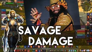 Savage Damage (Rogue BG) - (Combat Rogue PvP) Warlords of Draenor 6.0.3