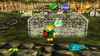 "[11] The Legend of Zelda: Ocarina of Time ""Sun Song and Adult"