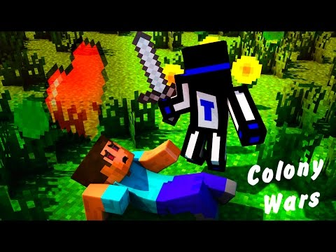 Minecraft Colony Wars : Я стал поглотителем #27