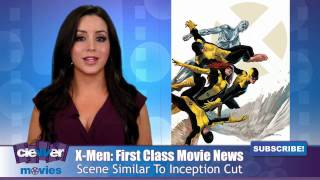 Matthew Vaughn Cuts X-Men: First Class Action Scene: Inception To Blame?
