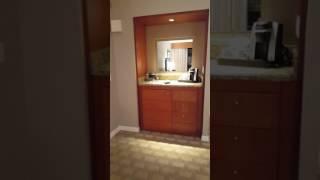 Mohegan Sun cove suite