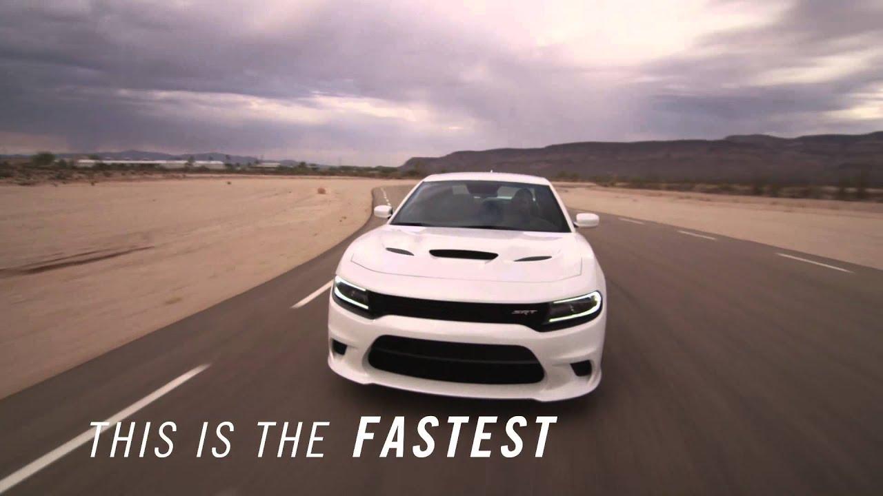 Dodge Charger Srt >> 2015 Dodge Charger SRT Hellcat Sizzle - YouTube
