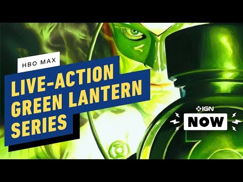 Green Lantern TV Show Coming To HBO Max - IGN Now