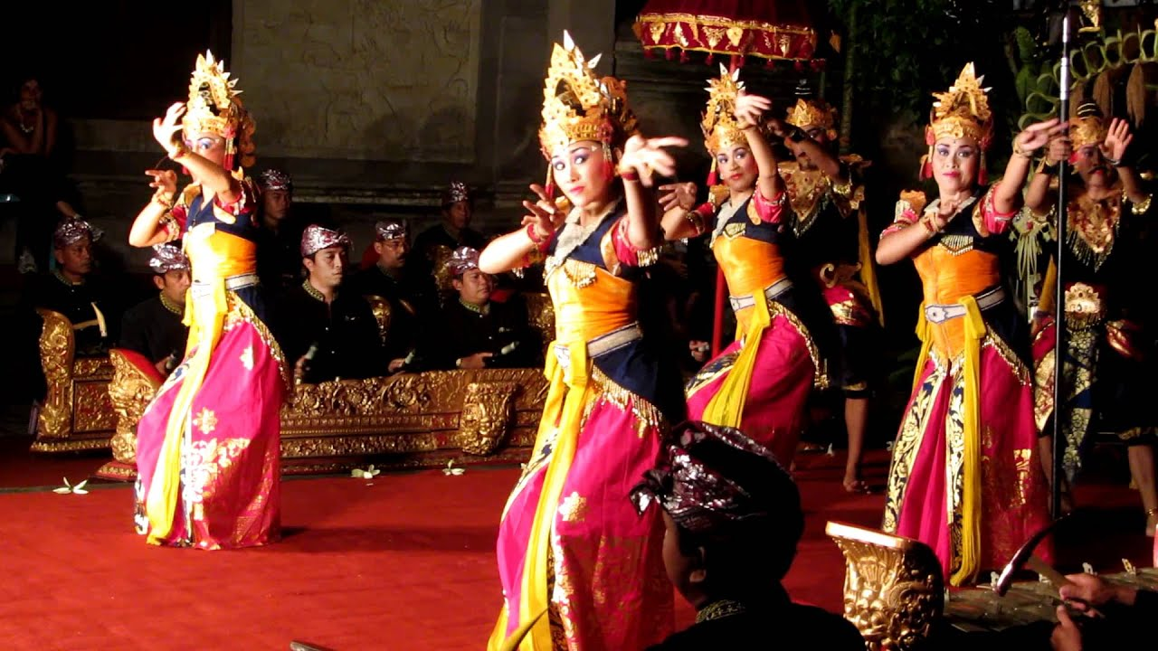 Bali indonesie dans hd gvh youtube for Dans youtube