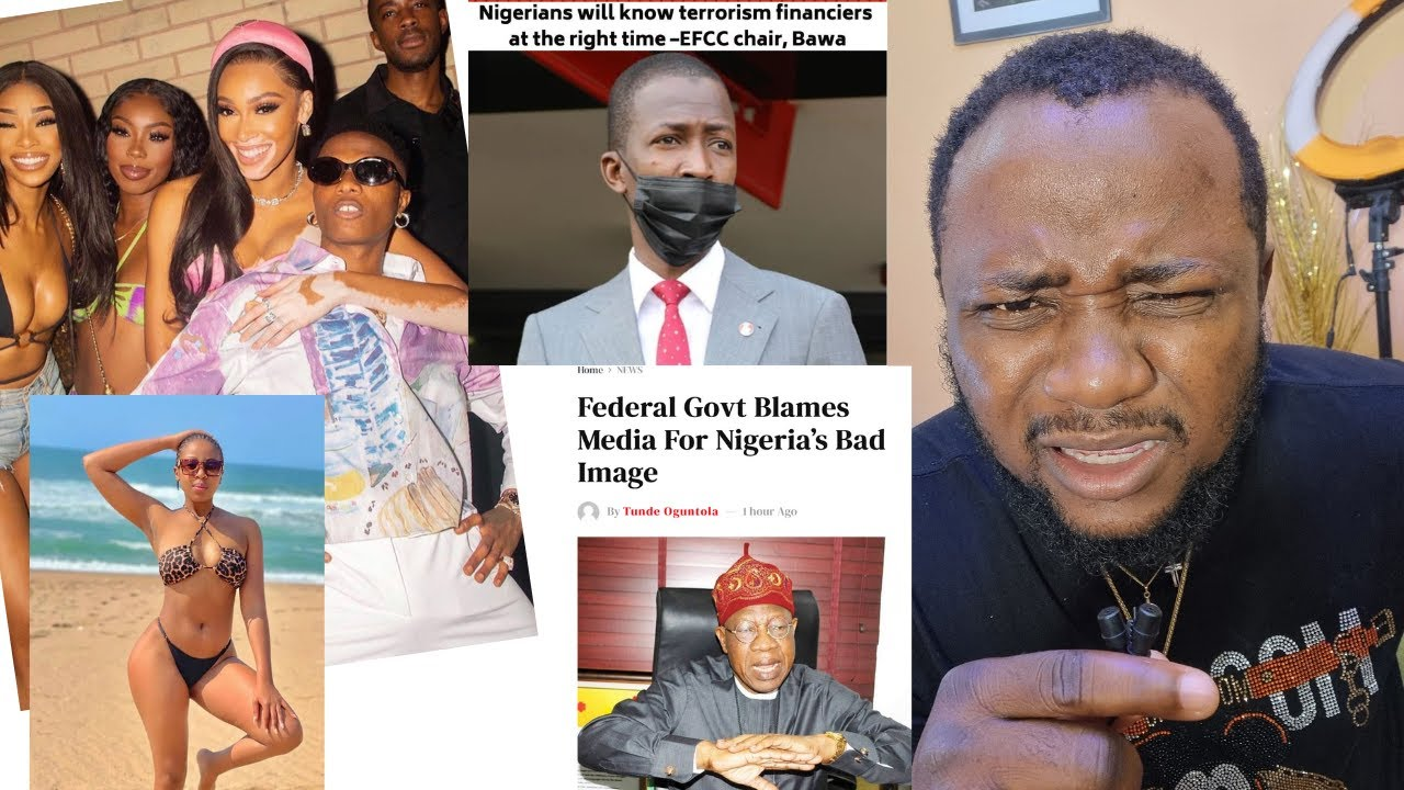 Download Wizkid gat Tems | CBN Blame Abokifx and EFCC Chairman