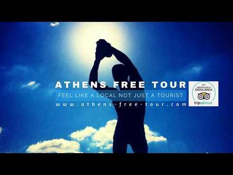 Athens free tour ★ The original free tour of Athens Greece ★ www.athens-free-tour.com