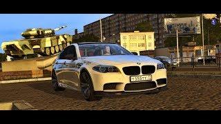 City Car Driving 1.5.5 - BMW M5 F10 2015 | Evening DRIVE | + [ LINK ] | 1080p & G27