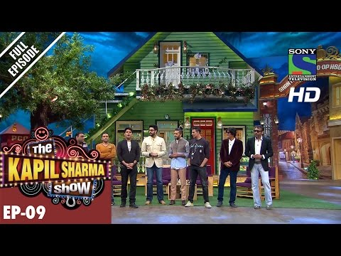 The Kapil Sharma Show -    -Ep-9-Housefull of Masti continues 21st May 2016