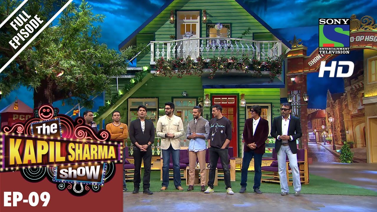 Download The Kapil Sharma Show - दी कपिल शर्मा शो-Ep-9-Housefull of Masti continues –21st May 2016