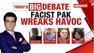 Sindhi's Seek 'Sindhudesh'   Fascist Pak Wreaks Havoc   NewsX