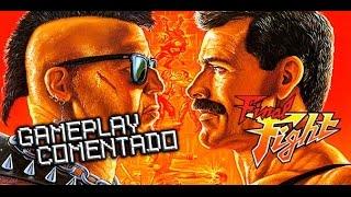 FINAL FIGHT: El BRAWLER que lo EMPEZÓ TODO - Retro Gameplay comentado | MERISTATION