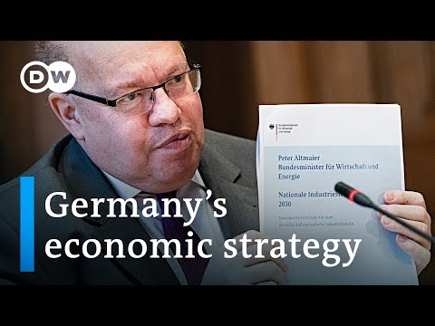 Germany outlines economic strategy plans | DW News