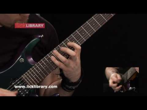 Learn To Play Trivium - Guitar Lessons DVD With Andy James ...