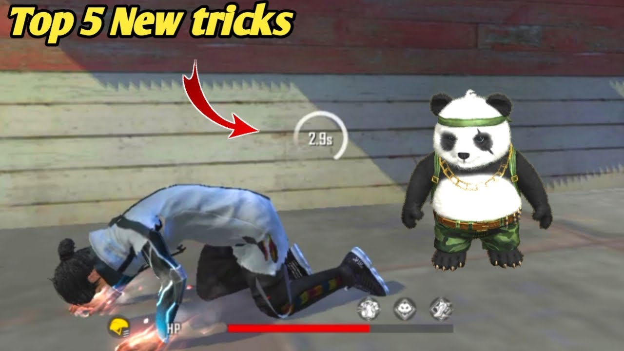 Download TOP 5 SECRET TRICKS IN FREE FIRE / FREE FIRE NEW TIPS AND TRICKS #91