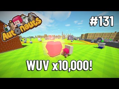 WUV x10000! - Autonauts - Let's Play Ep 131 |