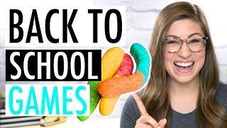 Скачать THE BEST BACK TO SCHOOL ACTIVITIES Icebreakers And Community Building Games