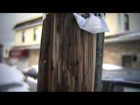 HV30 Footage with CAMs EF Bundle DOF Adapter. February Snow in New York City