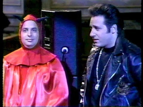 Andrew Dice Clay on Saturday Night Live   Sketch  May 12, 1990