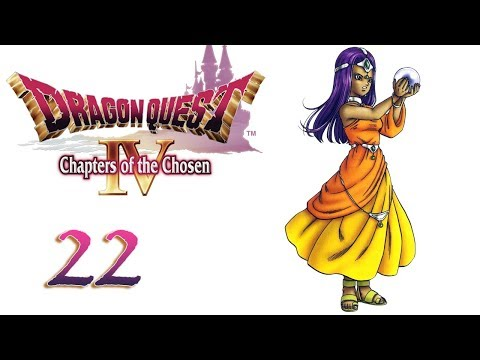 Dragon Quest 4 (DS) Part 22 - Searching for a Boat