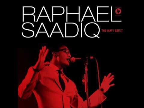 Raphael Saadiq...   Love that girl .