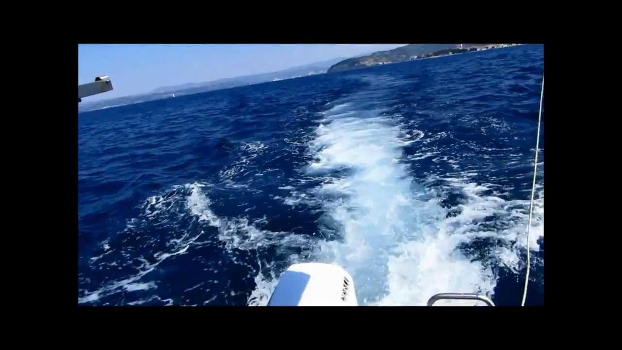 Relcraft 23 Sapphire, Johnson 175 Ocean Runner