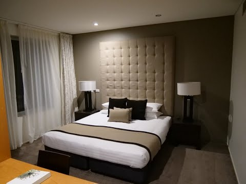 Hotel Room Review (HD) - Grand Mercure Apartments The Vintage, Hunter Valley, Australia