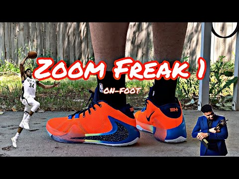 nike-zoom-freak-1-on-foot!!!