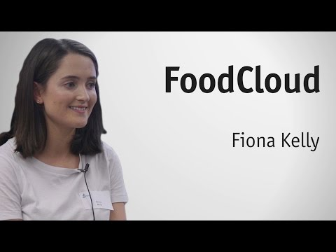 World Usability Day 2016. Sustainability & Green UX - Food Cloud - Fiona Kelly