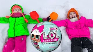 Kids are looking for SURPRISES \LOL dolls for kids with JoyJoy Lika