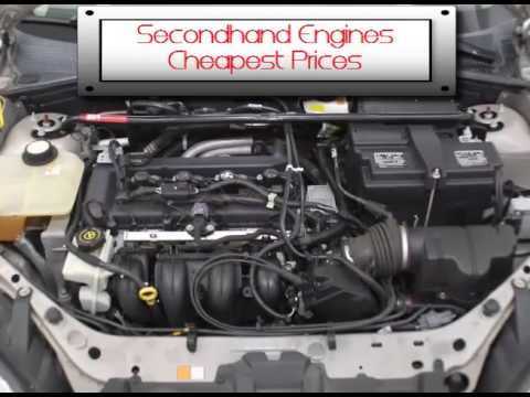 reconditioned used ford focus diesel engines for sale youtube. Black Bedroom Furniture Sets. Home Design Ideas